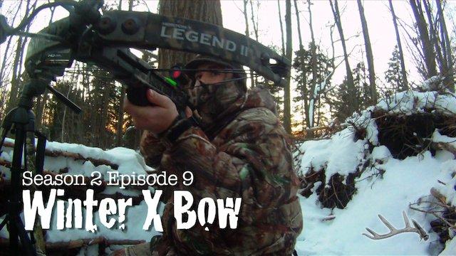 Right Outside S2 E10 Winter X Bow