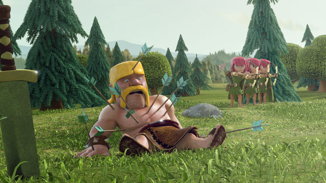 from Willie clash of clans nude images