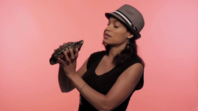 Turtle Conservancy - Rosario Dawson on Vimeo Rosario Dawson
