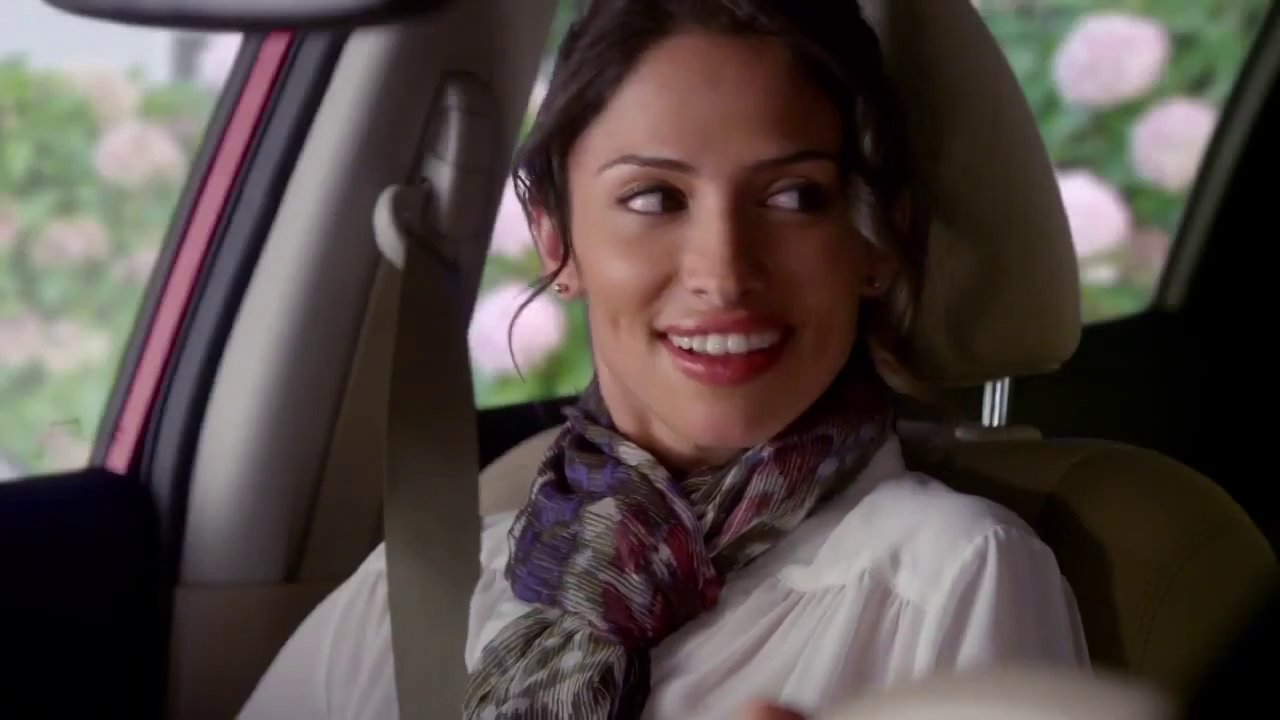 Jessica Vilchis - 2014 Nissan Rogue - Pick Up B (TV Commercial) on