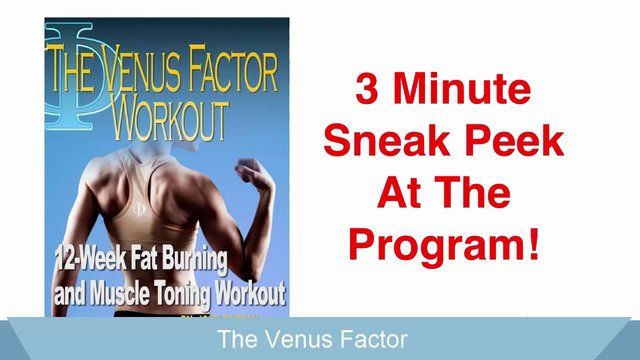 The venus factor program free, exercises for body types ...