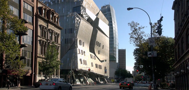 Thom Mayne: I wanted to produce something off