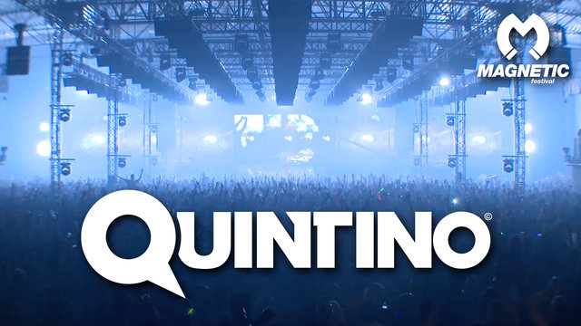 Quintino - Live @ MAGNETIC Festival, Prague CZ, 20-12-2013