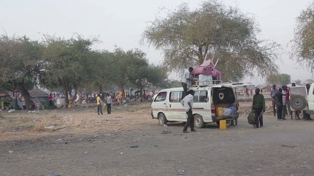 South Sudan: Thousands of people displaced