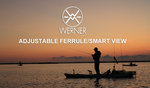 video: Werner Hooked Paddles Smart View Adjustable