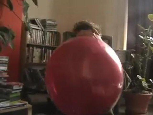 Ultra balloon blowing on vimeo