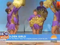 Sun City Senior Citizen Cheerleaders