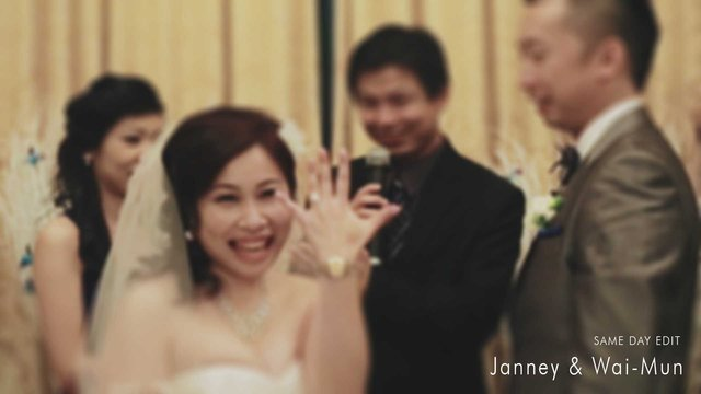 Monte Carlo Inn wedding | Same Day Edit| Janney + Wai-Mun