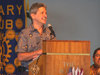 David Lassner addresses Rotary Club of Honolulu