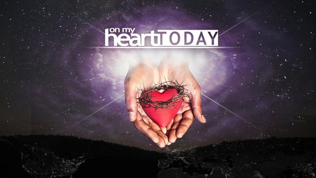 On My Heart Today - Web TV
