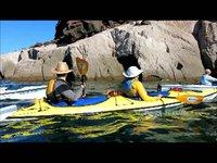 Baja Sea Kayaking, Isla Espiritu Santo, New Years, 2014
