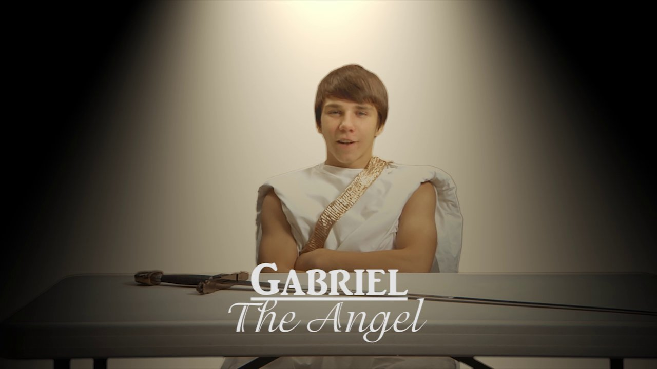 ... (thats right... the Angel) Interview: Christmas Eve 2013 on Vimeo: vimeo.com/84349580