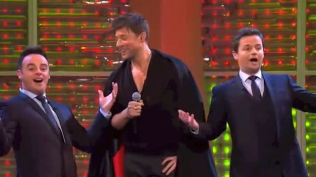 Ant and Dec & Duncan James