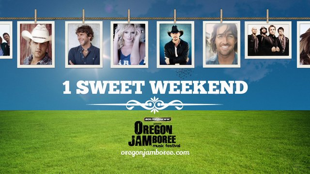 Oregon Jamboree Music Festival - 2014