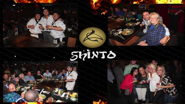 Shinto japanese steakhouse