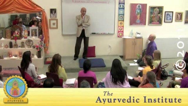 Ayurvedic Art of Clinical Assessment