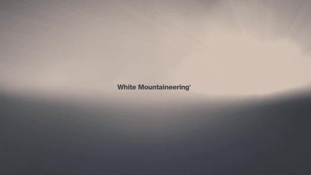 White Mountaineering 2014 Autumn Winter