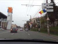 De prin traficul din Cluj