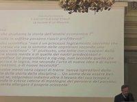 """""""L'economia di Luigi Einaudi. La lezione di un maestro"""""""