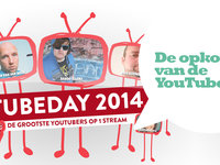 Menno Stam over Tubeday 2014: de dag van de YouTuber