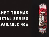 Chet Thomas Metal Series