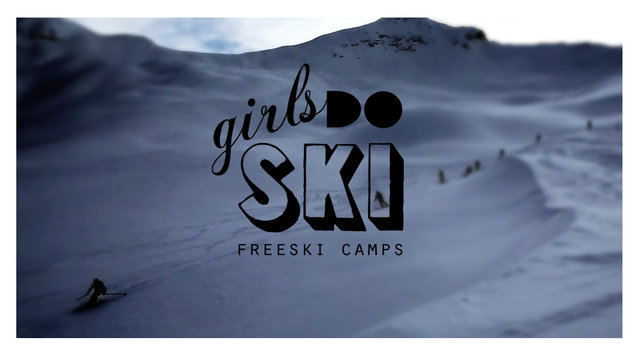 Girls Do Ski - Heli