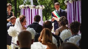 silovoglio wedding planner - Sabina & Thomas - wedding in the garden
