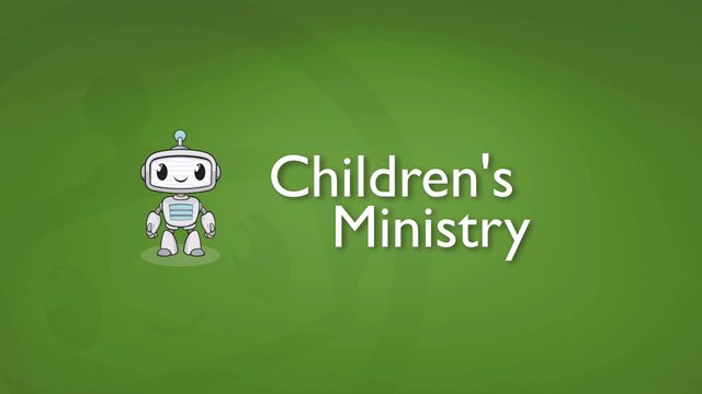 Using PCO to schedule for Children's Ministry