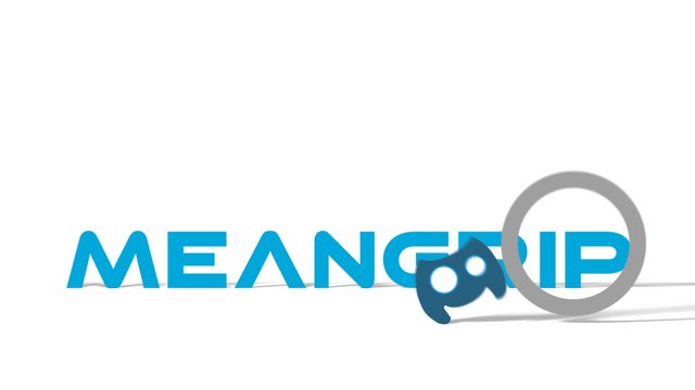 Meangrip Studio - Cartoon  Logo Opener