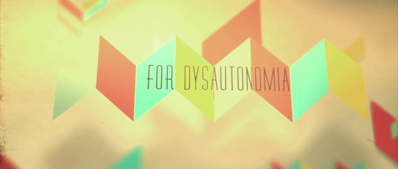 we are the voice dysautonomia documentary on vimeo