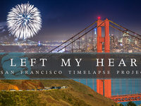 "Vimeo - ""I Left My Heart"" SF Timelapse Project"