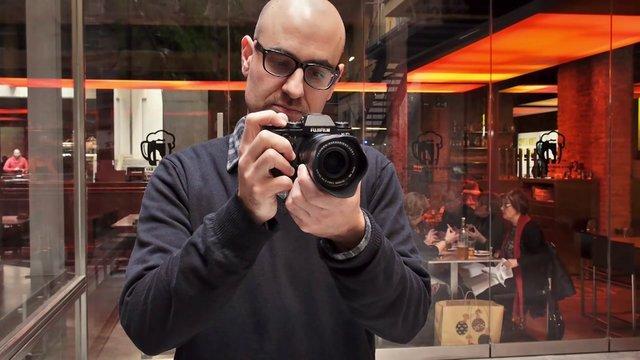 Fujifilm X-T1: toma de contacto