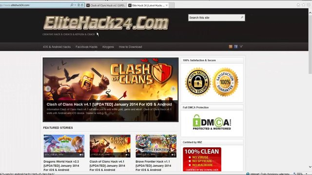 Clash Of Clans Hack Cheats Iphone And Ipad Get Gems Iphone | Apps ...
