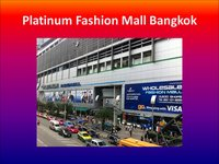 Platinum Fashion Mall - Famous Bangkok Wholesale Shopping Center