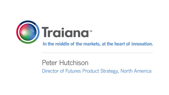 Traiana - Peter Hutchison