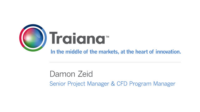 Traiana - Damon Zeid