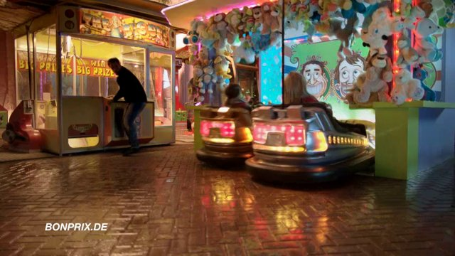 Bonprix Dodgems