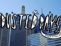 Dusted Days - Roger Skateboards in Philly