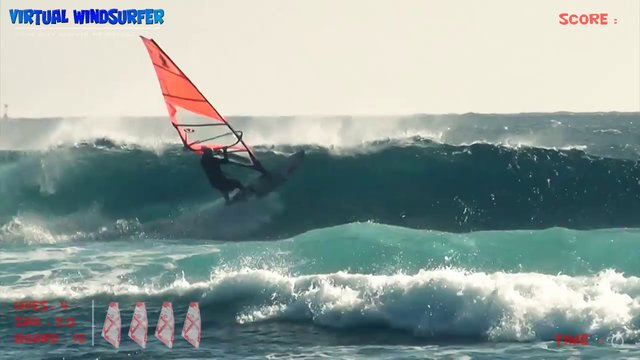 VIRTUAL WINDSURFER – Zot Movie Festival 2011