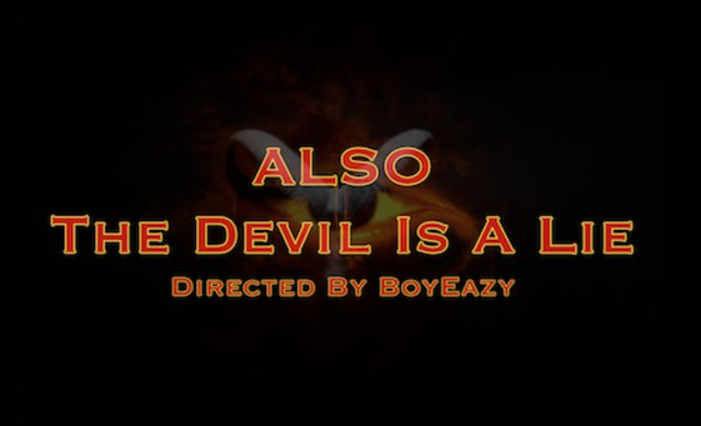 ALSO – The Devil Is a Lie [Video]