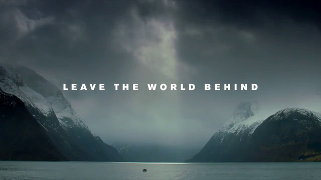 Forsman & Bodenfors - Volvo Cars Leave the world behind #1