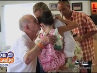 92 Year Old Saves 5 Year Old Girl From Horse