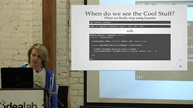 Practical Philosophy: Abstracting Away your Pain with JavaScript
