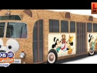 Theres a New Teddy Bear Bus At Disney