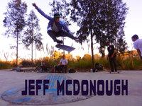 Comet Skateboards // Jeff McDonough 2014