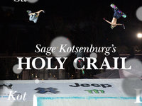 Sage Kotsenburg's 'Holy Crail' - X Games with Hall.. 1