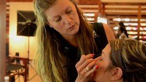 Caretas maquillaje efectos
