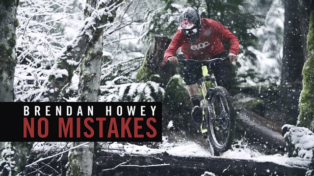 Brendan Howey - No Mistakes - NSMB.com.. 2