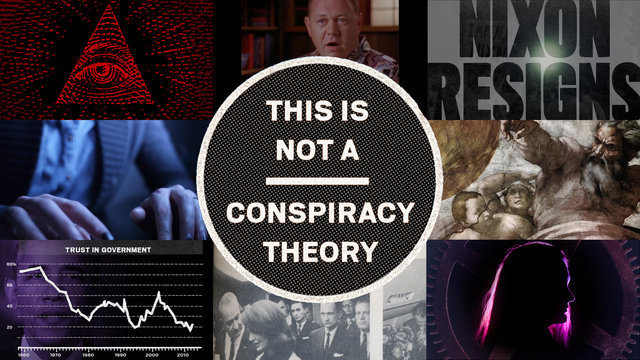 This Is Not A Conspiracy Theory - Trailer