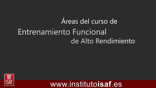 Curso de entrenamiento funcional de alto rendimiento isaf for Entrenamiento funcional